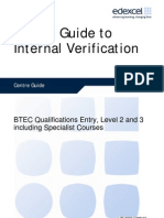 Centre Guide to IV