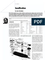 FPSO Classification