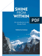 Shine From Within - Konko Guidebook