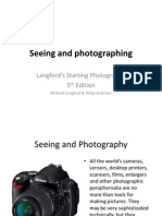 Seeing and Photographing