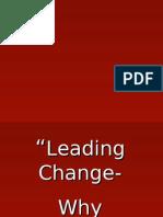 Leading Change(2)