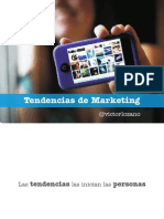 Tendencias de Marketing Introducción