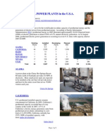 US Geothermal Power Plants With Photos AP 01aug09