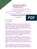 24273897 Mensagens Do Arcanjo Miguel e Do Senhor Metatron de Origens Francesas 15-08-2009