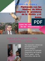Guía Padres Niñas y Niños Atópicos Rinitis
