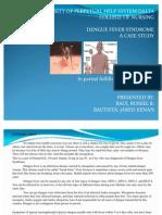 Dengue Fever Syndrome Case Pres