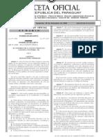 Ley 1626 2000 de la Función Pública_PARAGUAY