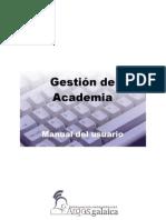 Manual de Academia