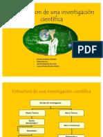 estructura de investigacion