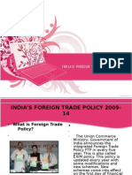 Trade Policy 09-14