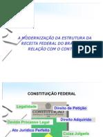 Dra. Maria Helena Cardozo - A Modernização da estutura da Receita Federal
