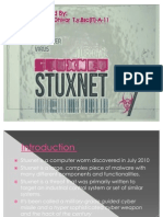 Stuxnet Final