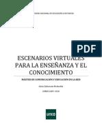 Escenarios Virtuales - Alicia Zubiarrain MediaVilla