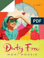 Duty Free by Moni Mohsin - Excerpt