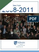Bellarmine in NY 2011 Annual Report