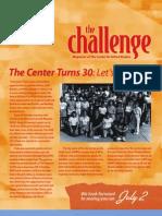 The Challenge, Number 27, Summer 2011