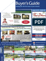 Coldwell Banker Olympia Real Estate Buyers Guide August 27th 2011