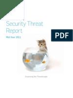 Sophos Security Threat  Report midyear 2011