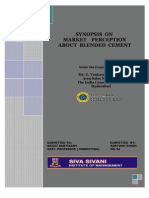 Synopsis IIP Report