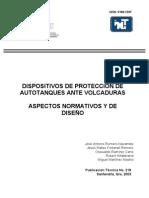 PROTECCION TANQUES VOLCADURA