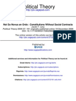 Levy Constitutions Without Social Contracts 09