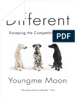 Different by Youngme Moon - Excerpt