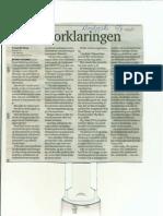 Her er forklaringen, Lene Rix Flarup, Nordjyske 05.08.2011