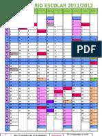 Calendario escolar 2011_12