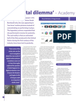 Digital Dilemma Academy Kodak in Camera
