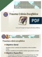 TRAUMAS DE CRÂNIO
