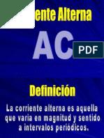 Corrienta Ac Dc