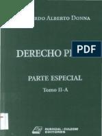Donna, Edgardo - Derecho Penal Parte Especial Tii A