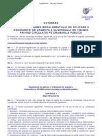 Regulament - Versiune printare