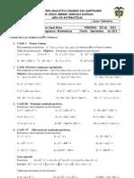 Casos de Factorización-8o-2011-IIIP-CSB
