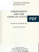 St.Benedicts Europe & Crisis of Cultures(pt1)