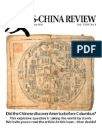 Did China Discover America Before Columbus?