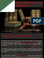 Codigoprocesal Civil y Mercant