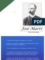 -José martí - Poeta cubano