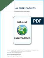 Baralho Embriologico Manual