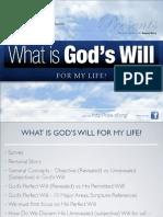 CEA SFBay God's Will Aug 2011