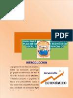 Guia de Desarrollo Economico Local