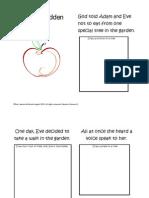 The Forbidden Fruit Art & Coloring Book