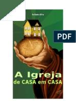 Luciano Silva - eBook - A Igreja de Casa Em Casa