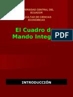 TABLERO DE COMANDO