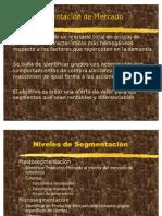 SEGMENTACIÓN DE MERCADO1.1