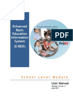 User Manual - School Level Module v2.0 Latest