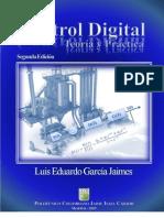 Control Digital, Teoría y Práctica 2Ed- Luis Eduardo García Jaimes