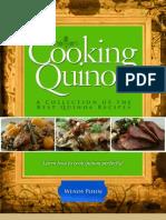 Cooking Quinoa Cookbook