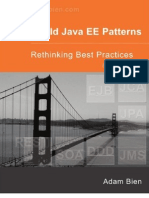 Real World Java EE Patterns - Rethinking Best Practices June 2009