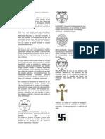 Simbolos illuminatis